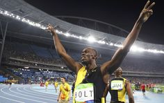 Usain Bolt has left the door open to running in both the 100 and 200 metres at next year's world championships where he said he will be more focussed on protecting his legacy than topping his world records.