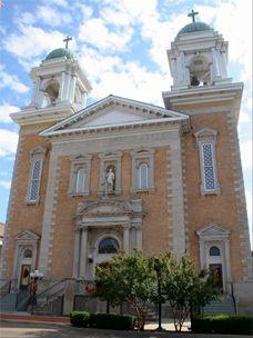 St. Francis de Sales, Paducah, Kentucky.