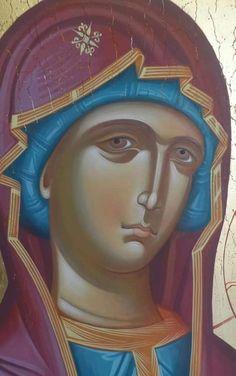 Roman Church, Byzantine Icons, Orthodox Christianity, Orthodox Icons, Doa, Madonna, Catholic, Diy And Crafts, Saints