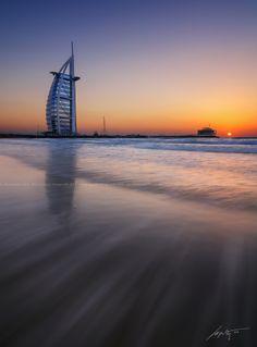 7 Star Sunset by Marek Kijevský on 500px