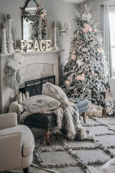 210 best Christmas Home Tours images on Pinterest in 2018 ...