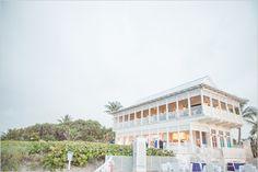 beach wedding ideas  reception at beach house, how cool!