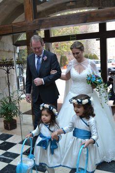 Comienza el camino al altar. #boda #ceremonia