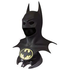 Batman 1989 Movie Cowl Prop Replica $599.99