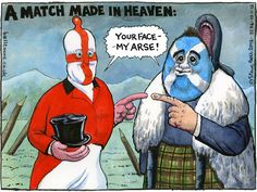 David Cameron takes gamble on union and tells Alex Salmond independence vote must be held within next 18 months Alex Salmond, Scottish Independence, Uk Politics, David Cameron, Made In Heaven, Political Cartoons, Literature, Humor, Literatura