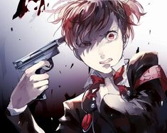 Persona 3 Female Protagonist Appreciation Blog