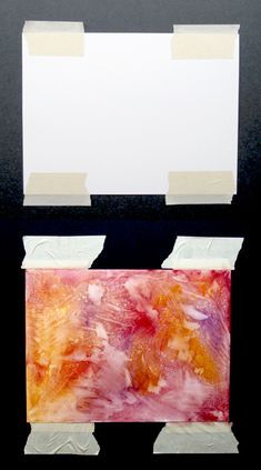 Keeping the Pastel Surface Flat | Techniques for Stretching and Mounting Paper on http://www.artistsnetwork.com
