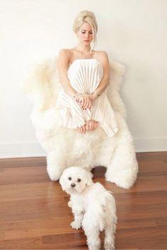 Lana Del Rey and doggie #LDR #Lizzy_Grant