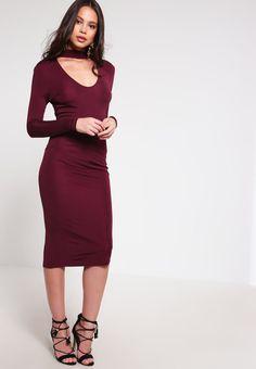 8a99f80b87e Ivyrevel CRAYON Vestido ligero burgundy. Ivyrevel CRAYON Vestido ligero  burgundy