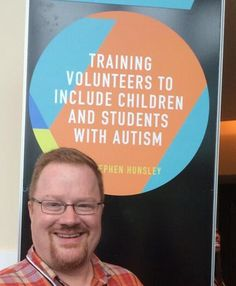 """Orange Conference Workshop Notes from """"Training Volunteers to Include Children with Autism"""""""