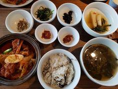 #여의도맛집 #사대부집곳간 전경련회관50층 한식뷔페! Korean Culinary legacy / #KBS강성실 방문 2017-03-24(금)