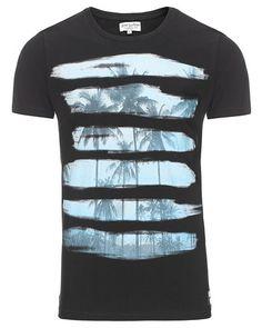 Seje Just Junkies Hawaii T-shirt Just Junkies T-shirts til Herrer i behageligt materiale
