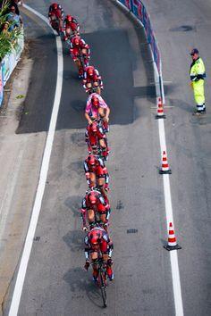 BMC Racing Team Giro d'Italia. 2012