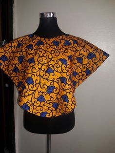 Still your Ankara cape by Novel Couture