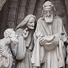 Façana Naixement, Fachada Nacimiento, Nativity Façade