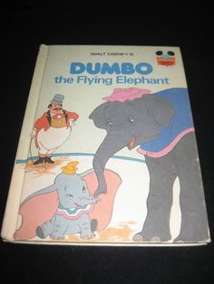 DISNEY'S WONDERFUL WORLD OF READING DUMBO THE FLYING ELEPHANT (1978)