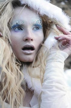 ICE QUEEN by Clara Linares Iglesias, via Behance