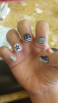 Dallas Cowboy Nails!