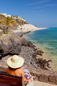 Lunes de shock playero, el paraíso de Morro Jable en Fuerteventura