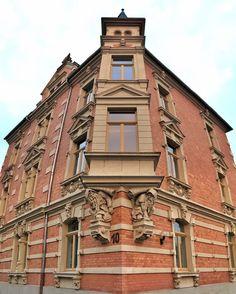Nice! Random Building! #Glauchau #Architecture