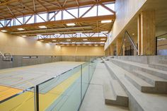 Gallery - Hacine Cherifi Gymnasium / Tectoniques Architects - 2