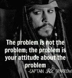 Problems are all about attitude -MovieLaLa