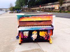 Wonder Woman Piano