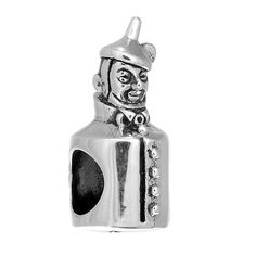 Expressions for Helzberg® Wizard of Oz™ Tin Man bead