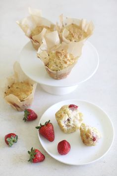 Strawberry cream cheese muffins: http://www.stylemepretty.com/living/2016/09/15/scrumptious-recipes-for-the-ultimate-baker/