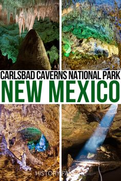 Carlsbad Caverns New Mexico, Carlsbad Caverns National Park, Travel New Mexico, Mexico Vacation, Travel Usa, Travel Tips, Travel Destinations, National Parks Usa, United States Travel