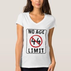 No Age Limit 44th Birthday Gift Adults Shirt Ideas For Her 32