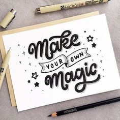 Inspiring and strong typography quotes can be an efficient solution for your workspace decoration. You can keep yourself motivated with style. Calligraphy Quotes Doodles, Brush Lettering Quotes, Doodle Quotes, Hand Lettering Quotes, Typography Quotes, Typography Inspiration, Inspiration Quotes, Doodle Inspiration, Bullet Journal Quotes