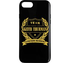Keith Thurman Team Lifetime Member Boxing Phone Case Timothy Bradley, Keith Thurman, Miguel Cotto, Terence Crawford, Larry Holmes, Roy Jones Jr, Tyson Fury, Mike Tyson, Boxing
