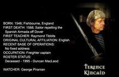 Terence Kincaid