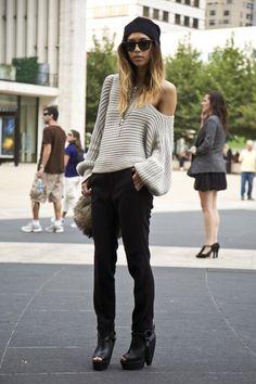 C van Blerk / in NYC | Street Fashion | Street Peeper | Global Street Fashion and Street Style