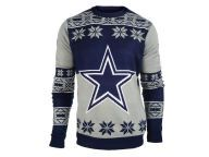 Find the Dallas Cowboys Navy Forever Collectibles NFL Men's Big Logo Ugly Sweater & other NFL Gear at Lids.com. From fashion to fan styles, Lids.com has you covered with exclusive gear from your favorite teams.