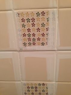 BATHROOM Paint The Tile Using A Special Primer Such As XIM - Special paint for bathroom