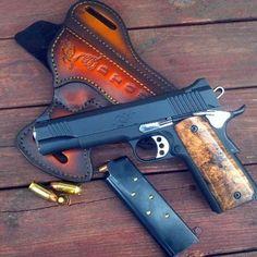Kimber 1911, Hand Guns, 1911 Kimber, Firearms, Pistols
