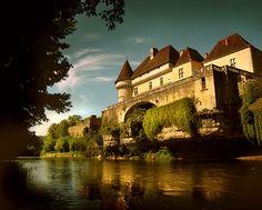 Château de Losse à Thonac tout proche de Montignac #lascaux #chateau #vezere #perigord