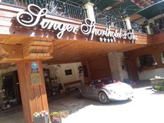 www.classic-car-tours.de Impressionen unserer Touren. Singer Sporthotel, Berwang.