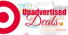 Visit www.livingrichwithcoupons for Target Unadvertised Deals and find out how you can score these for a great price and all the latest printable coupons.