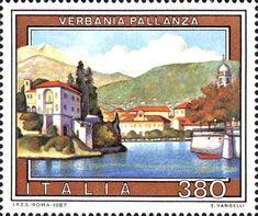 1987Dettaglio francobollo - catalogo completo dei francobolli italiani