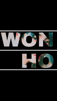 Wallpaper Wonho