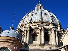 Tambor - sequência de colunas e vitrais que dá apoio à cúpula. Pode ser construído na forma de um círculo ou de um octógono (tambor da Basílica de São Pedro, Vaticano)