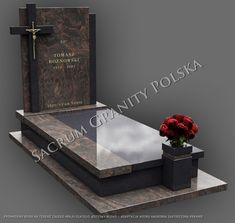 Tombstone Designs, Cemetery Monuments, Grave Decorations, Altar, Funeral, Carving, Creative Ideas For Home, Creativity, Cemetery