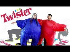 """CHUBBY TWISTER"" Twister - Husband vs Wife - YouTube"