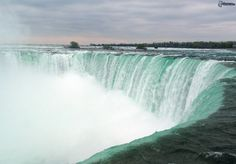 Niagarské vodopády... 😍