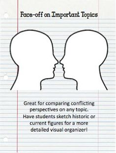 Great ideas for graphic organizers in the secondary classroom