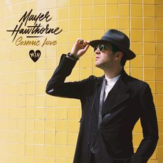 """""""Cosmic Love"""" by Mayer Hawthorne was added to my Discover Playlists playlist on Spotify"""