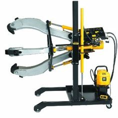 Posi Lock PH-100T 220462 lbs Capacity 3 Jaw Hydraulic Puller Set With Electric Pump. Pullers are designed for use on large equipment and machines used at steel mills, oil fields, mining operations, utility projects, construction sites, ship yards, railroad yards, paper mills, airline shops, electric motor repair shops. Posi lock 220462 lbs hydraulic pullers provide maximum pulling force in applications requiring high force removal of large gears, pulleys, wheels, sleeves and other press fit…